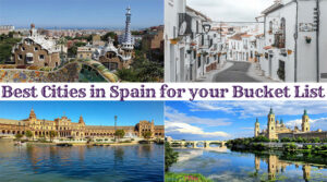 spain best cities
