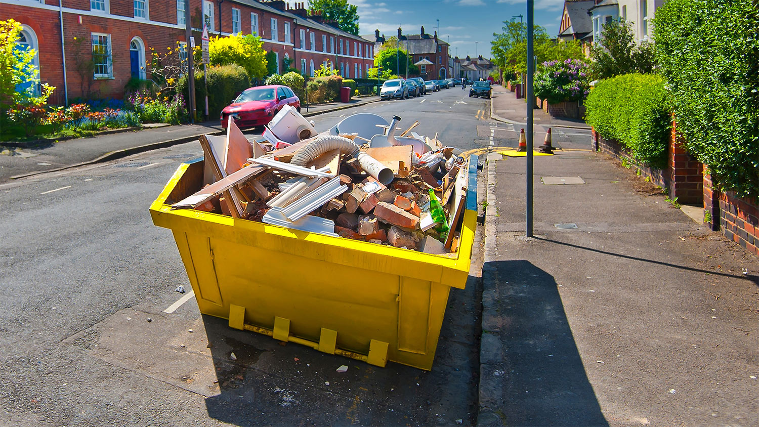 Reasons Why You May Need The Best Skip Hire Services