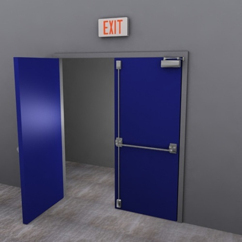 Fire Rated Doors –   To Prevent The Fire From Spreading