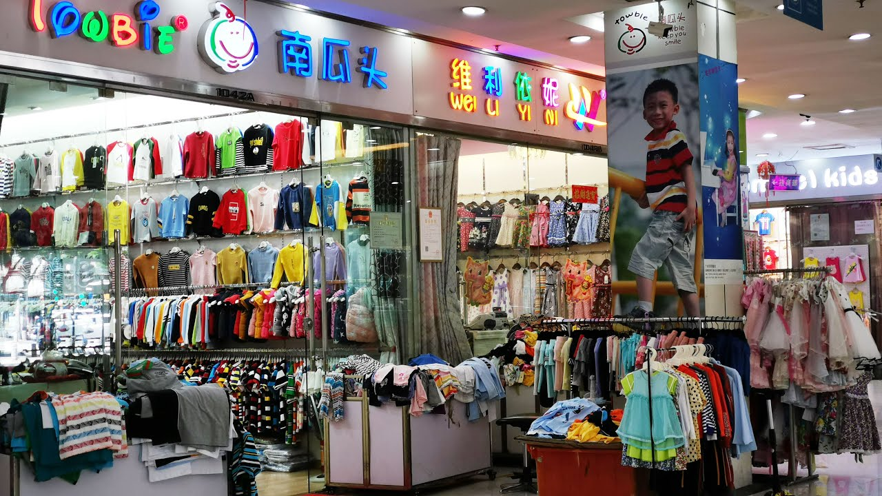 The Baby fashion market in China